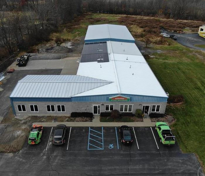 Expansion for SERVPRO of North Orange County After