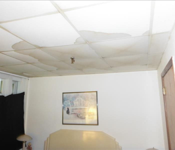 Apartment Complex Water Damage