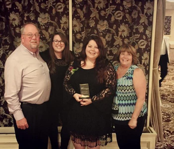 SERVPRO of Orange, Sullivan & S.Ulster Counties Own RISING STAR!
