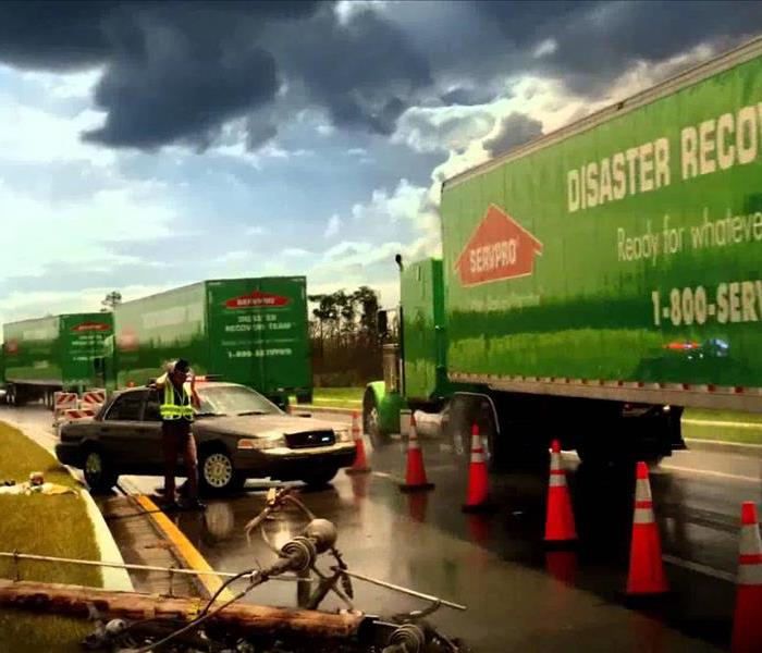 "SERVPRO of Orange, Sullivan & S.Ulster Counties is ""Faster to any sized disaster!"""