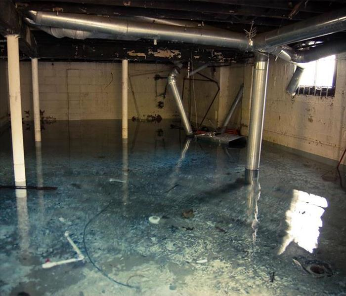 Water Damage Residents of Sullivan County - Protect Your Basement From Flooding