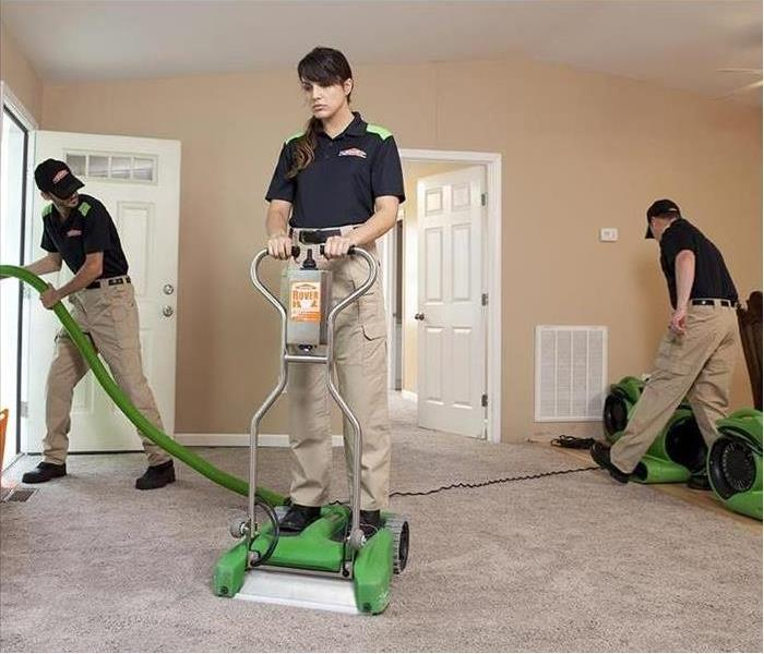 Cleaning For Immediate Cleaning Service in Orange County, Call SERVPRO